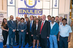 The worldwide team of ENULEC